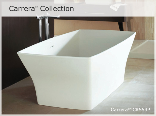 Superior Carrera® Baths