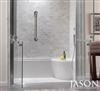 Jason's New TZ Shower Base Offers Elegant, Barrier-Free Functionality